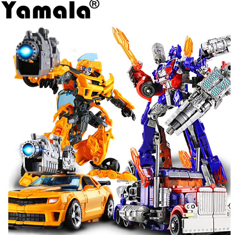 [Yamala] Transformation Robots Deformed VOYAGER Action Figures Classic Toys For Children Classic Toy Christmas Gift meng badi 1pcs lot transformation toys mini robots car action figures toys brinquedos kids toys gift