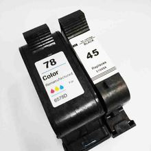 For HP 45 78 Ink Cartridge 78A 45A  51645A C6578A For HP Deskjet 1120c 1125c 1180c 1220c 1280 1600c 6122 9300