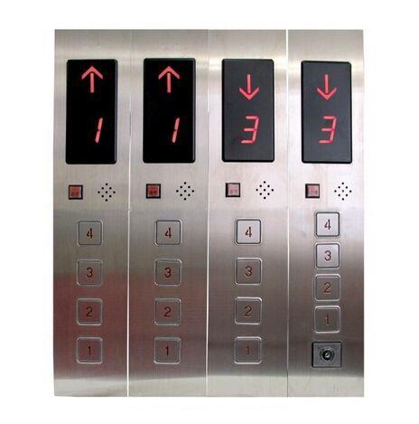 dumbwaiter elevator push button panel lift cop lop for sale 2 layer