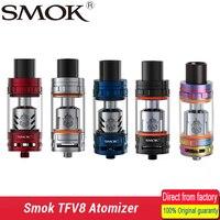 Smok TFV8 Atomizer 6 0ml TFV8 Tank With V8 T8 V8 Q4 Coil Head Top Filling