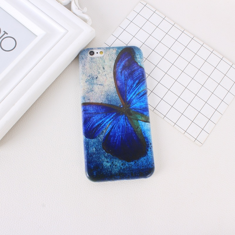 Fashion TPU Printing Pattern Phone Case For iPhone 5S 6S 7 6 6S 4S 4 5 5C (5)