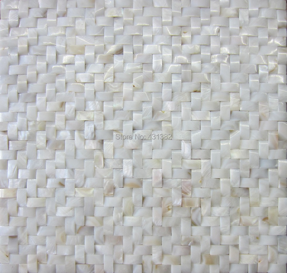 Paua tiles for bathroom - Hot Shell Mosaic Mother Of Pearl Tile Backsplash Arch Shaped Shell Tiles White Mother Of Pearl