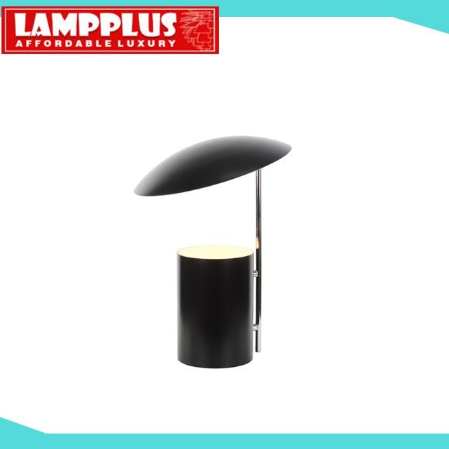 Lampplus Eenvoudige Creatieve Vaas Container Pen Box tafellamp bureaulamp voor slaapkamer woonkamer studie hotel room iron geschilderd