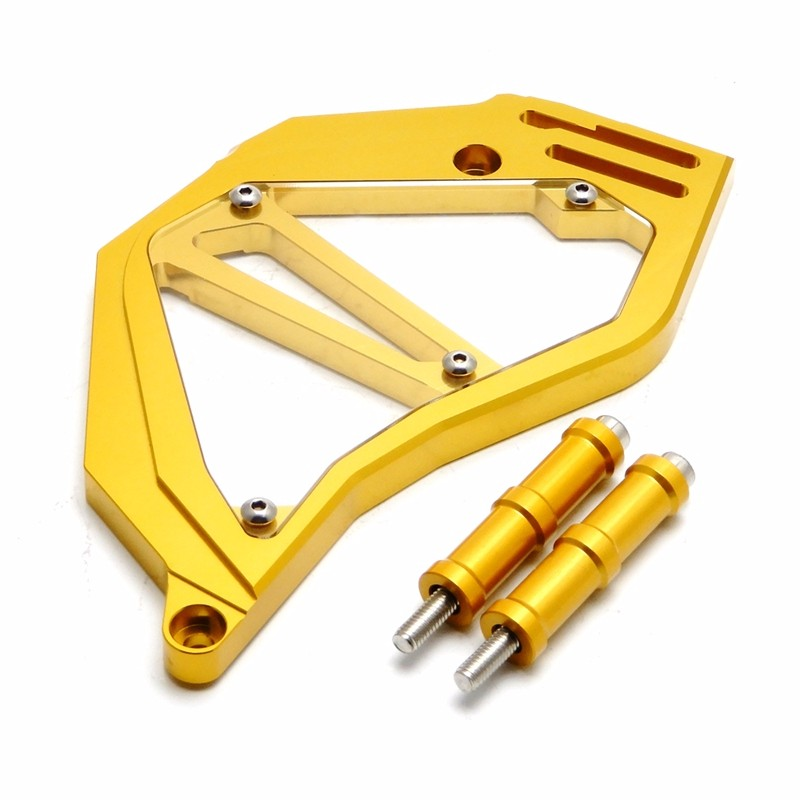 For Honda NC700X NC700S NC750X NC750S 2012-2016 Front Sprocket Cover Sprocket Chain Guard Cover Protector 6061-T6 Aluminum Alloy (5)