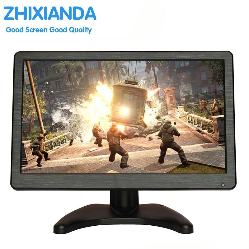 Zhixianda 11.6 дюймов Металл <font><b>HD</b></font> 1920&#215;1080 IPS Панель PS3 PS4 Xbox360 Дисплей монитор VGA, HDMI монитор