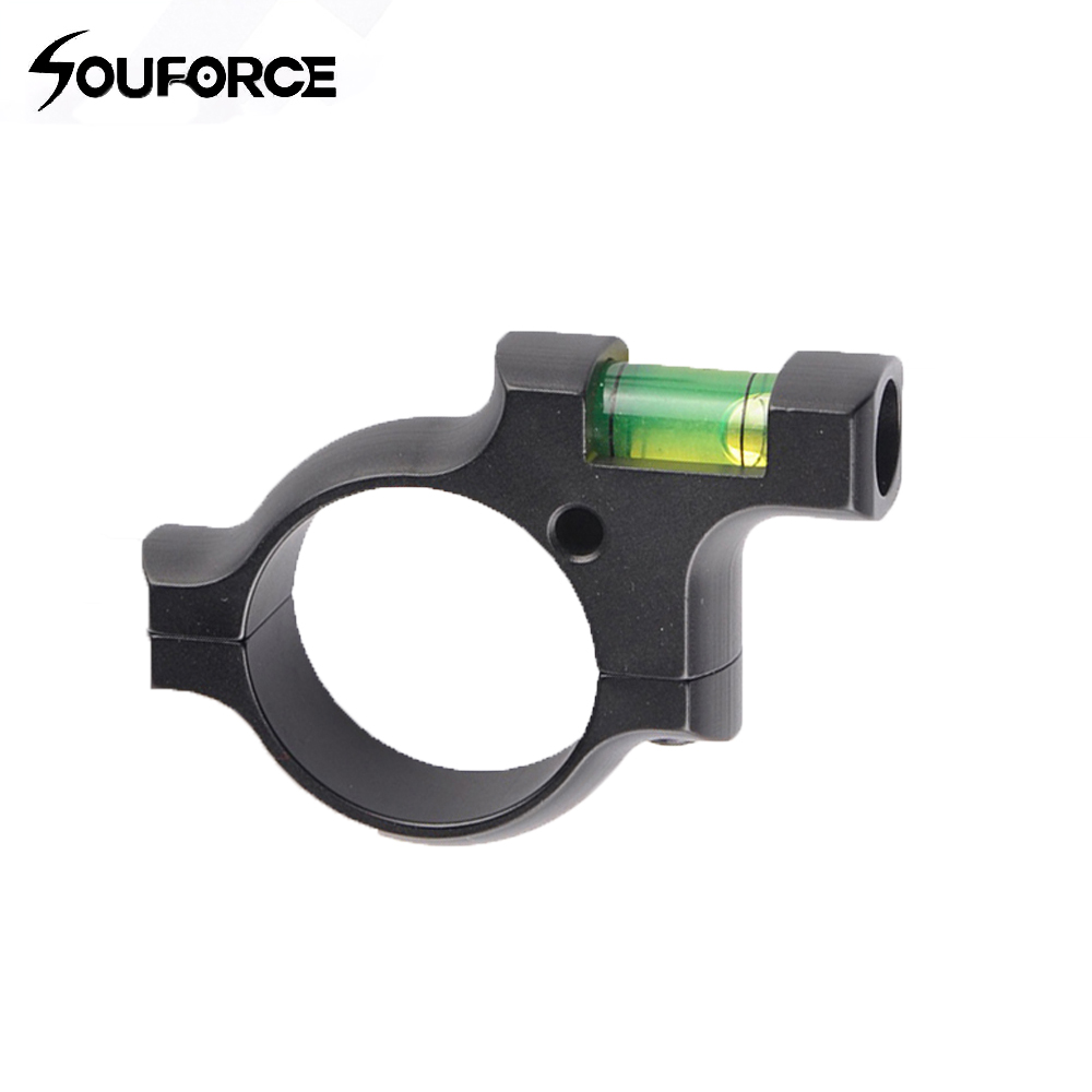 1 Pc Penemuan Optik Rifle Scope Bubble Level Suit 30mm Riflescope Tiub Aksesori Gun untuk Memburu