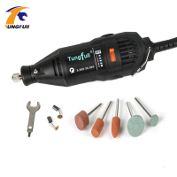 180W Dremel Drill Mini Electric Mill Jade Olive Wood Root Carving Tool Multifunction All In One