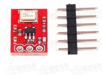 10pcs ADMP401 ADMP404 MEMS Microphone Breakout Module Board For Arduino Universal 1.3cm*1cm 1.5 to 3.3VDC With Pins