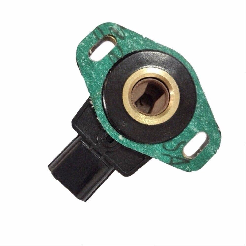 TPS Throttle Position Sensor W//Gasket For 03-05 Honda Accord Element 2.4L JT7HA