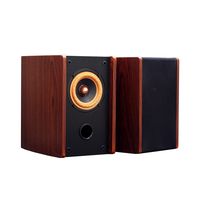 SounderLink Audio Labs 4 Inch Passive Full Range Monitor Pair Studio Monitors Speakers Soundbox