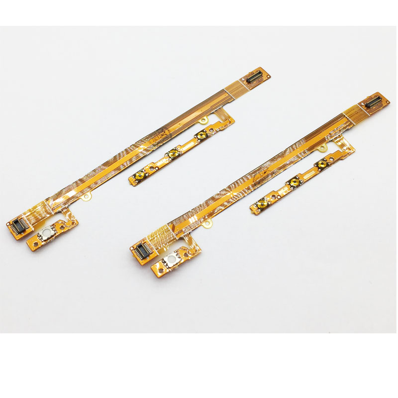 New Side Key On/Off Button Power Flex Cable For Sony Xperia C S39H S39C C2305 C2304 Power Button Volume Key Ribbon Cable