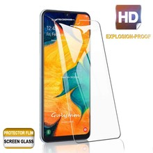 New 9H Tempered Glass For Samsung Galaxy A 10 20 30 40 50 60 70 80 90 2019 Screen Protector J 4 6 7 Protective film
