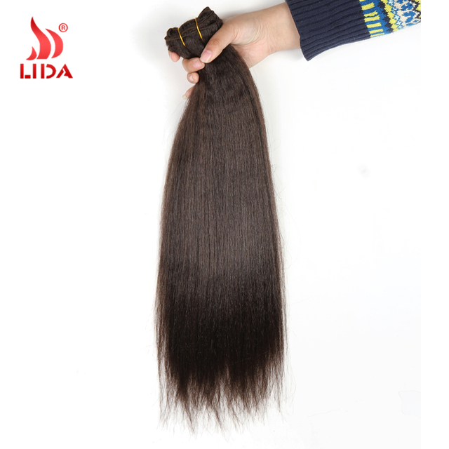 "Cheap New Super Straight 10""-22"" Color1 1B 2 4 27 30 33 99J Synthetic Hair Extensions Futura Hair Weaving Synthetic Hair Bundles"