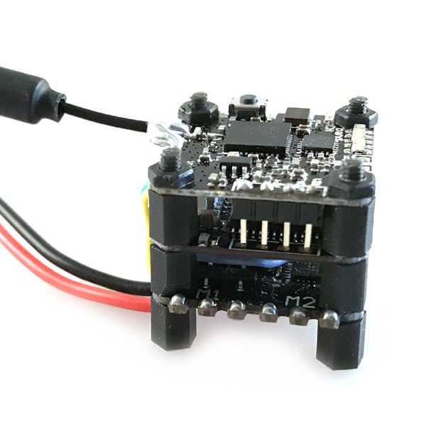 JMT FSD-1625VTX Mini VTX 25 mw 40CH modelo OSD VTX-OSD 5 V para Flytower FPV DIY RC Drone repuestos A F21969