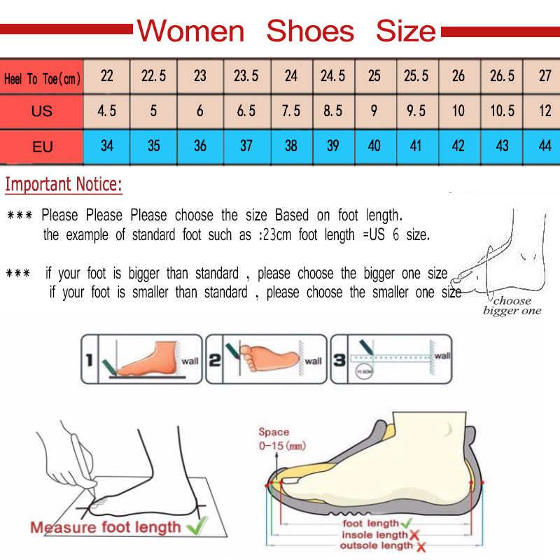 Thời Trang Đế Phẳng Da Thật Chính Hãng Da Giày Đế Phẳng Nữ Giày Nữ Cutout Trơn Trượt Trên Ballet Flat Cho Nữ Size Lớn