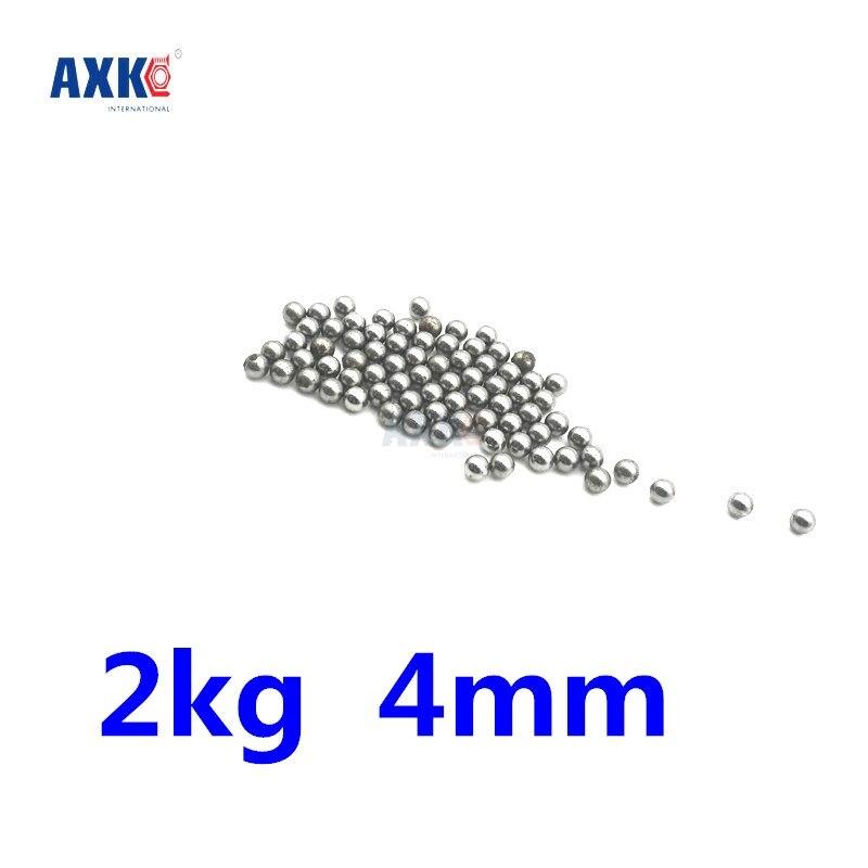 2kg 4mm Diameter Bike Bicycle Steel Ball Bearing Parts imc hot 100 pcs bicycle replacement silver tone steel bearing ball 6mm diameter