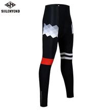 Siilenyond ударопрочный MTB велосипед велосипедные брюки штаны для велоспорта колготки велосипедные штаны 3D гелевые мягкие