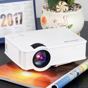 Image 2 - BYINTEK SKY BT140 Mini LED przenośny projektor hd do kina domowego