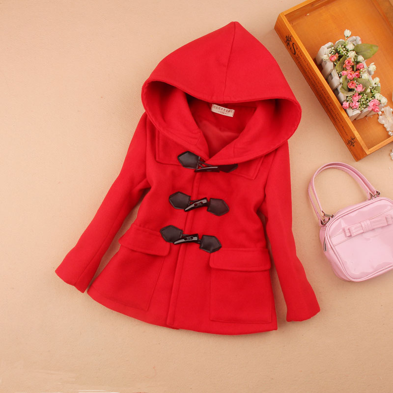 Girls Wool Coats 7 16 Promotion-Shop for Promotional Girls Wool ...