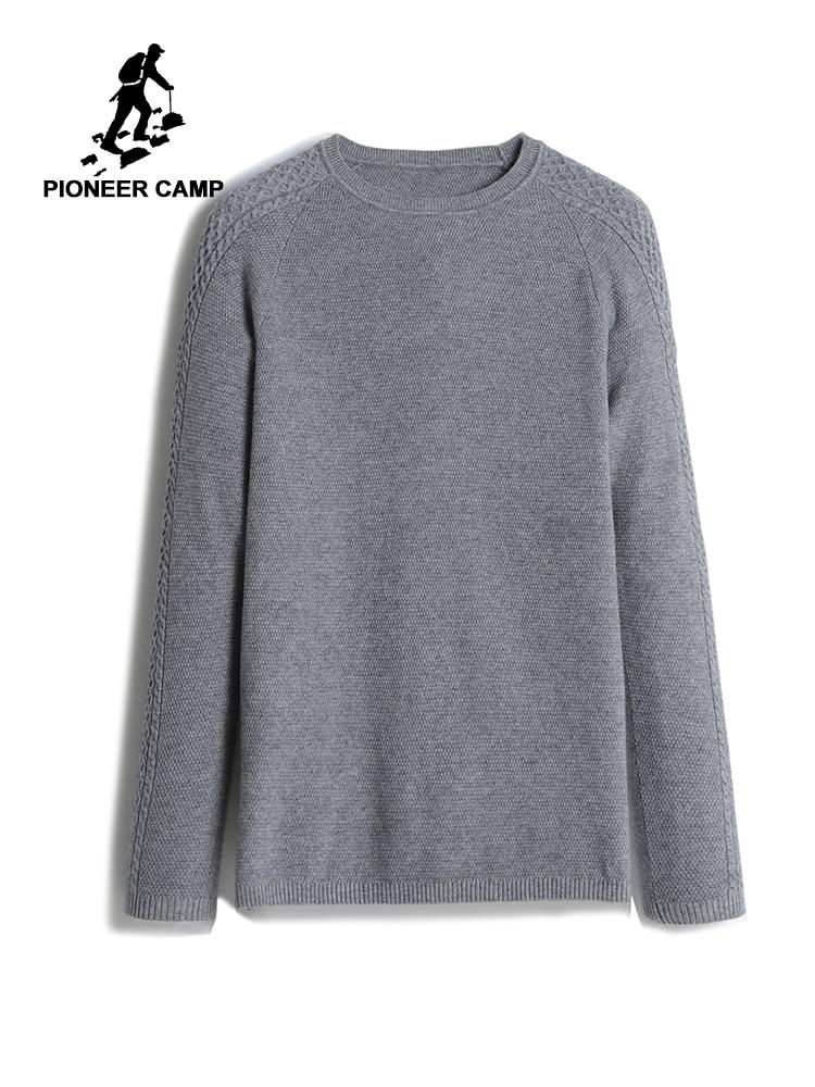0487860fb Acampamento pioneiro nova chegada famosa marca capuz da camisola dos homens  camisola de alta qualidade moda masculina casuais camisola dos homens de  roupas ...