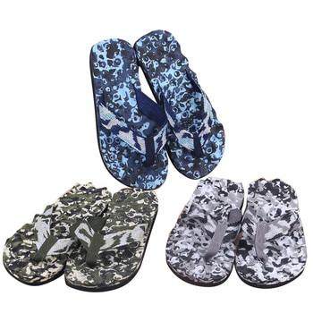 dc3dc7168fa09 Sandals Summer Men Camouflage Flip Flops Shoes Sandals Open Toe ...