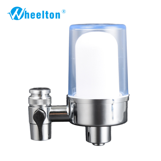 Kitchen Faucet Water Filter Transparent Pre Filter Water