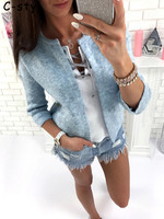 Women Hoodies Casual Sweatshirt Pullover Candy Hoodies Coat Jacket Outwear Top American Apparel Autumn Winter Plus