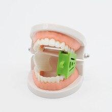 Инструмент для гигиены полости рта стоматологический силиконовый ротовой Опора резиновый нож втягивающее устройство для интраоральной поддержки