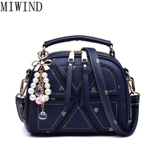 Pu-leder Frauen Leder Handtasche Berühmte Marke Frauen Messenger Bags Frauen Umhängetasche Tasche Druck Weiblichen Beutel TAD443