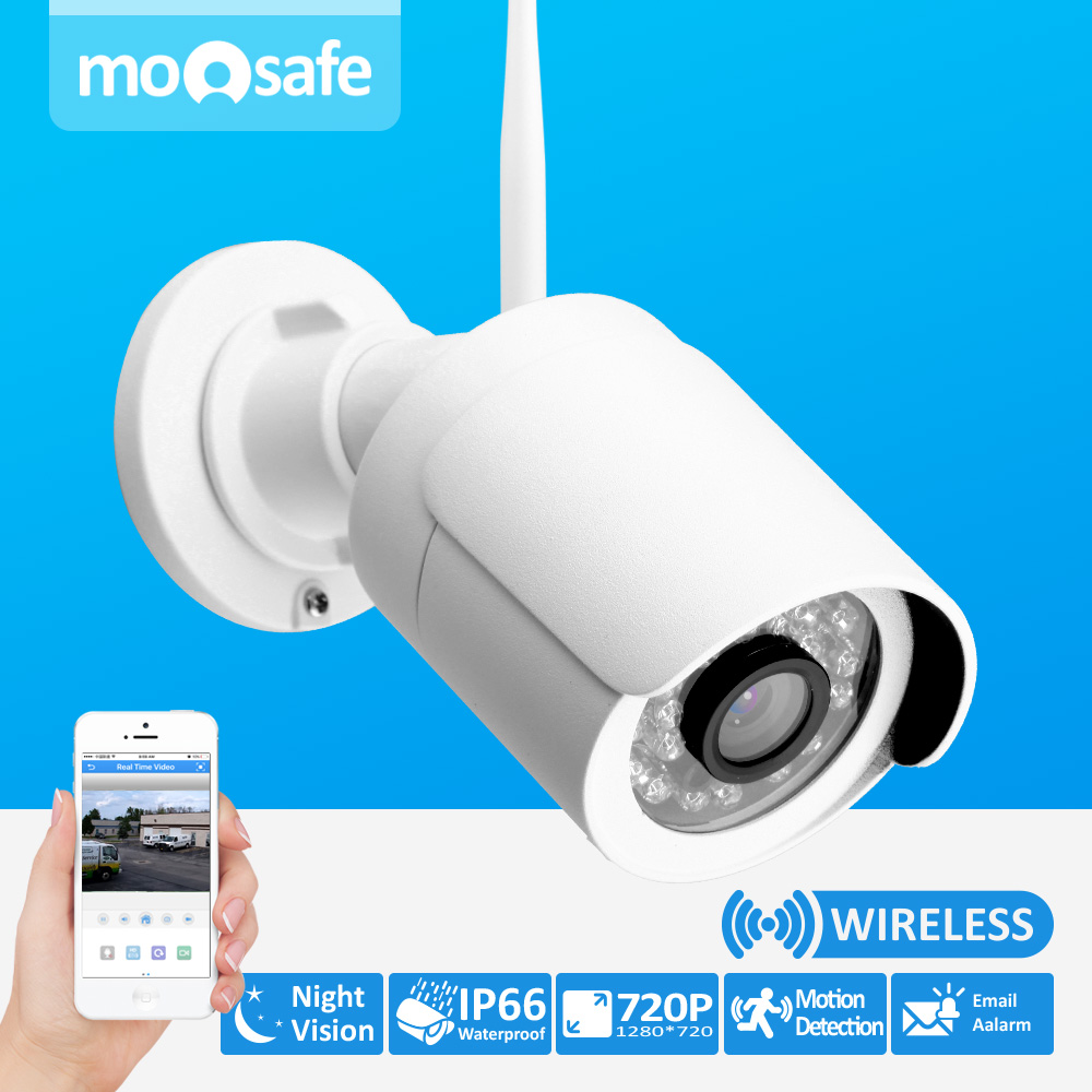 ФОТО Video Security Onvif H.264 HD 720P Home Surveillance wireless security camera night vision wifi outdoor camera