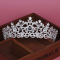 Korean Princess Bride Wedding crown crown headdress ornaments bride wedding accessories jewelry jewelry