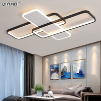 Bedroom LED Ceiling Lights With Metal silicon Lampshade For living study room Ceiling Mounted Acrylic lighting Lamp Fixtureso