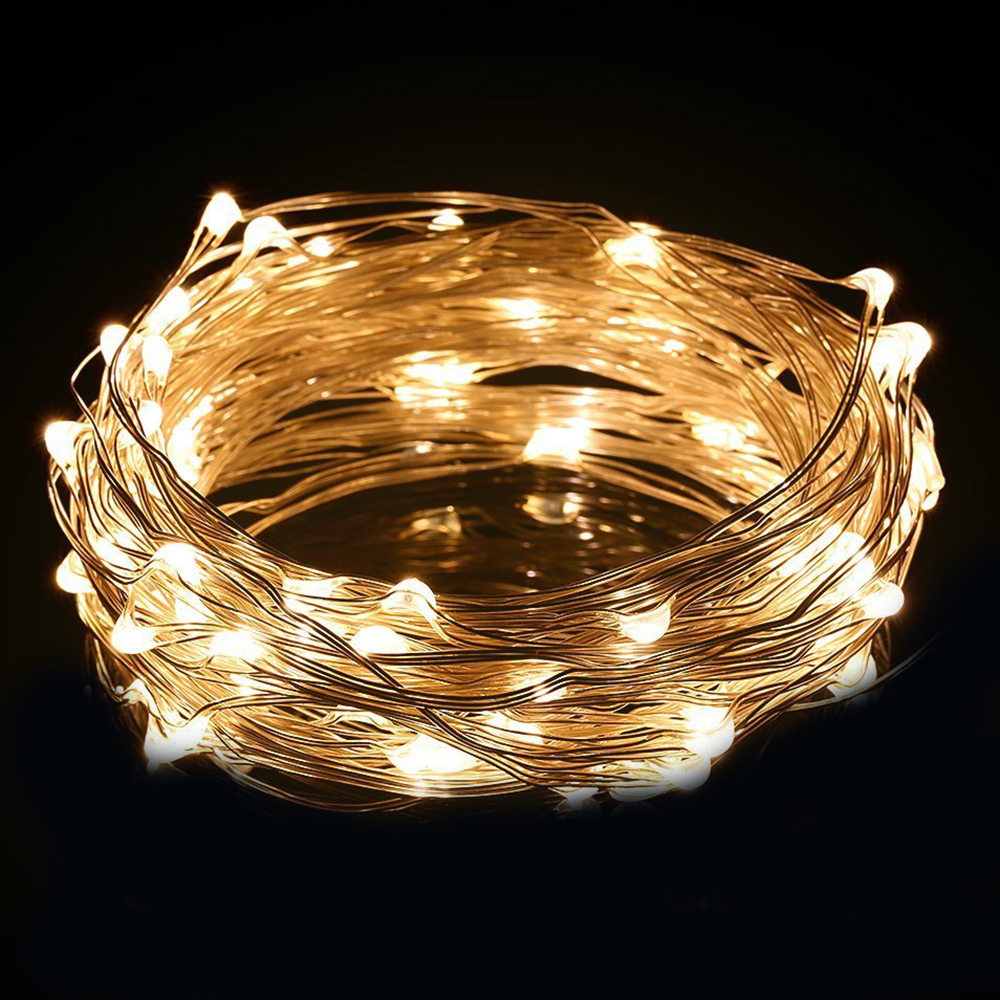 5M USB led garland fairy light String Light Wire Waterproof christmas lights outdoor led lights decoration led lights DA