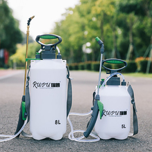 5L/8L Portable Plants Sprayers Water Plastic Sprayer Household high pressure manual pressure Watering can Horticultural tools