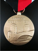 Wholesale cheap medal  WW2 U.S. ARMY OCCUPATION MEDAL OF GERMANY AND JAPAN custom design military FH810125
