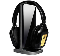 Original A8 Wireless Headphones Over Ear Stereo Headphone with NFC/3.5mm Audio In aptX Headset for TV,PC