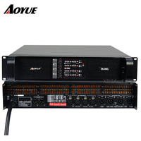 2000 Вт Professional усилитель мощности аудио голосовой усилитель 4ch цифровой аудио усилительная схема