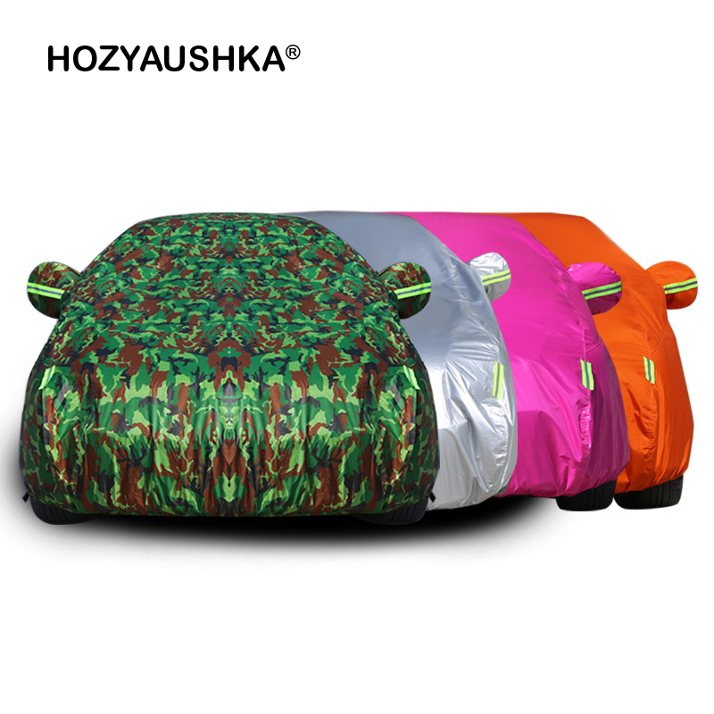 Car cover Car sets protective sleeve Sun protection, rainproof, winter insulation, thick universal