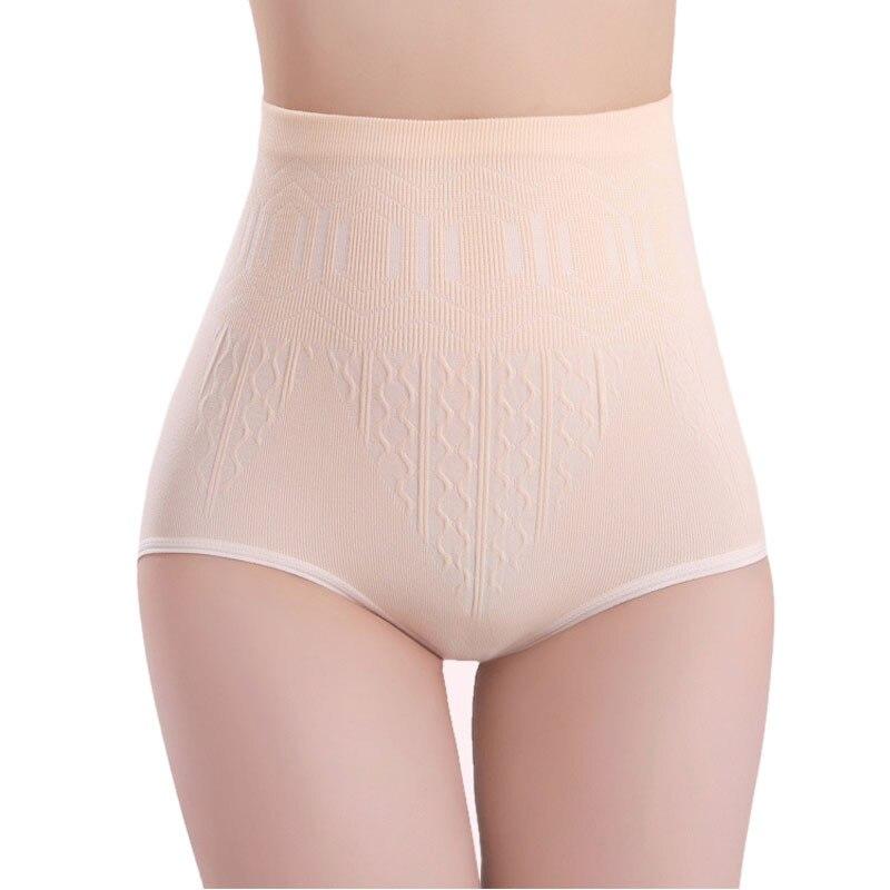 Free Ostrich Sexy Women Panties Designer Body Shaper Hip Abdomen Tummy Control Briefs High Waist Underwear Women's Panty NEW