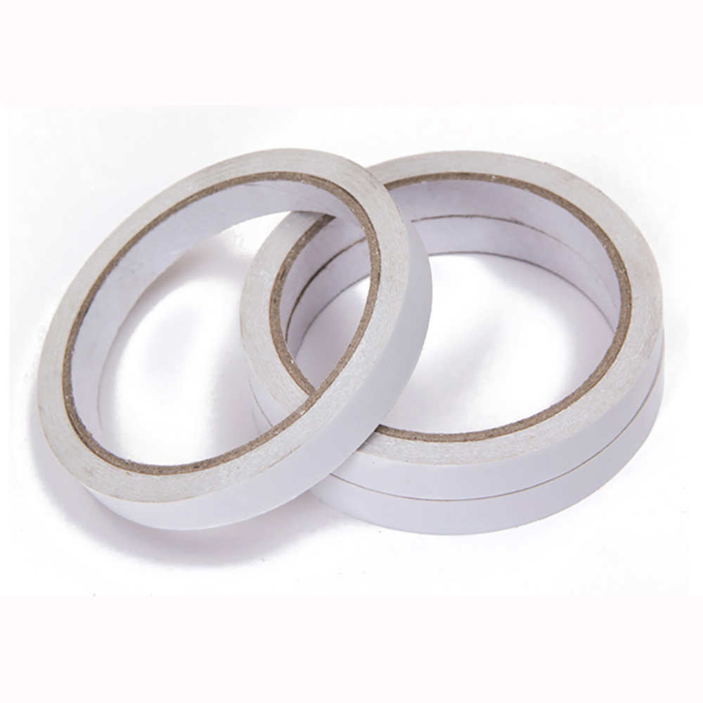 Length 50m 1 2cm 9 2cm Double Sided Tissue Tape Adhesive