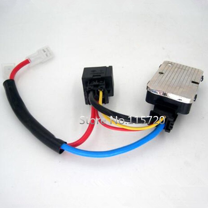 BLOWER MOTOR RESISTOR FOR For W140 92-99 S320 S500 S600 Mercedes Benz 1408218351