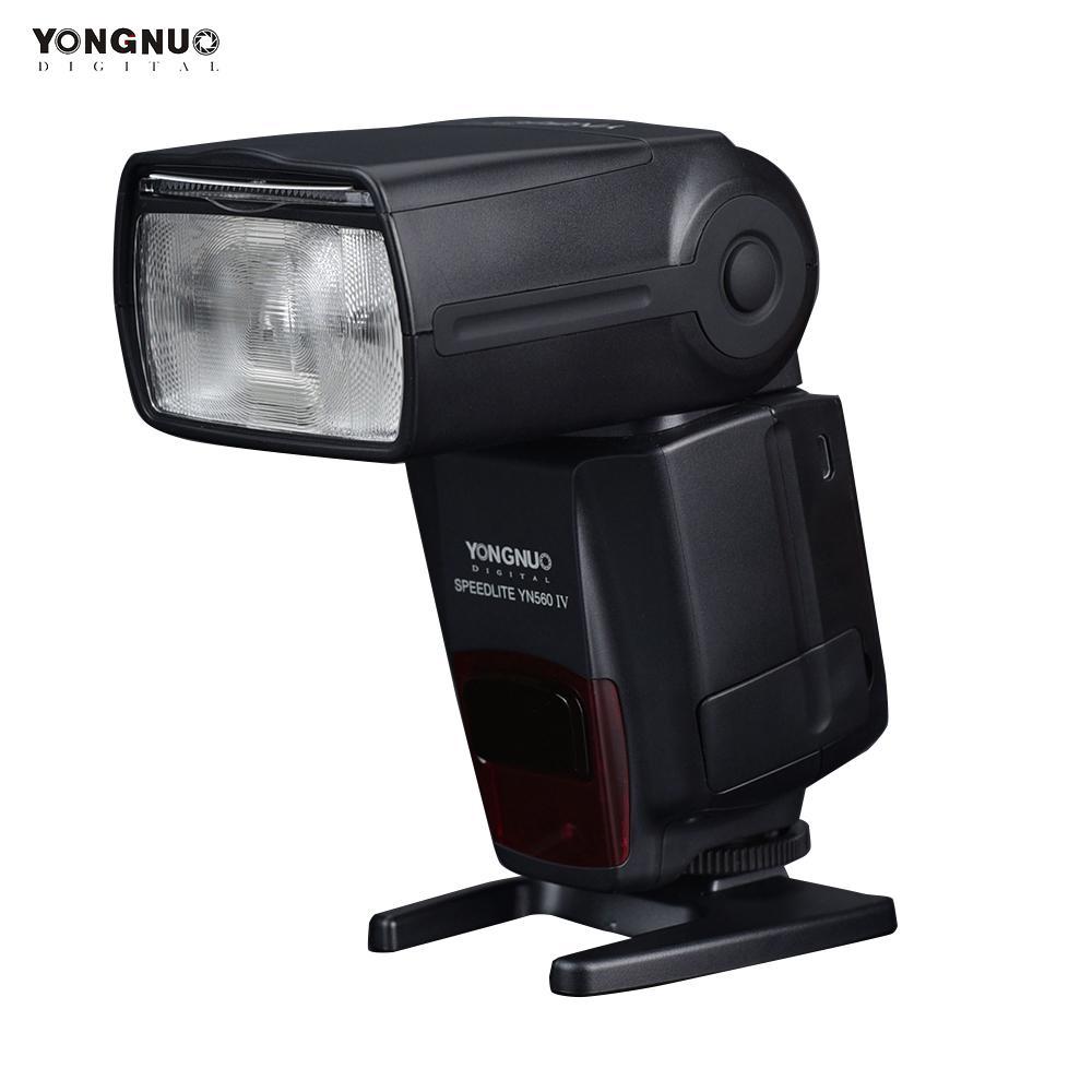 YONGNUO YN560 Ⅳ 2.4GHZ Flash Speedlite Wireless Transceiver Camera Flash For Canon Nikon Pentax Camera Speed Light
