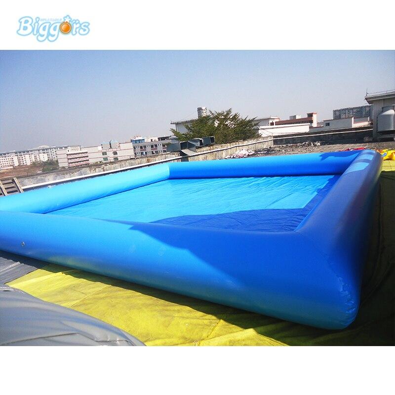 Летом 2018 надувной бассейн воды для игры