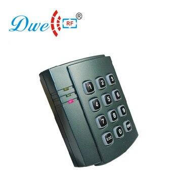 DWE CC РЧ кард Система доступа дверь ридер Weigand 26 34 Rfid считыватель Бесконтактный доступ клавиатуры ридер