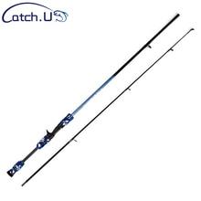 Catch.U Fishing Rod Spinning 1.8 m 6-15lb Fishing Rod Carbon China Carbon Sea Fishing Rods