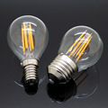 8W E27 E14 Led Filament bulb 220V Glass Housing light Dimmable Vintage Edsion Filament lamp