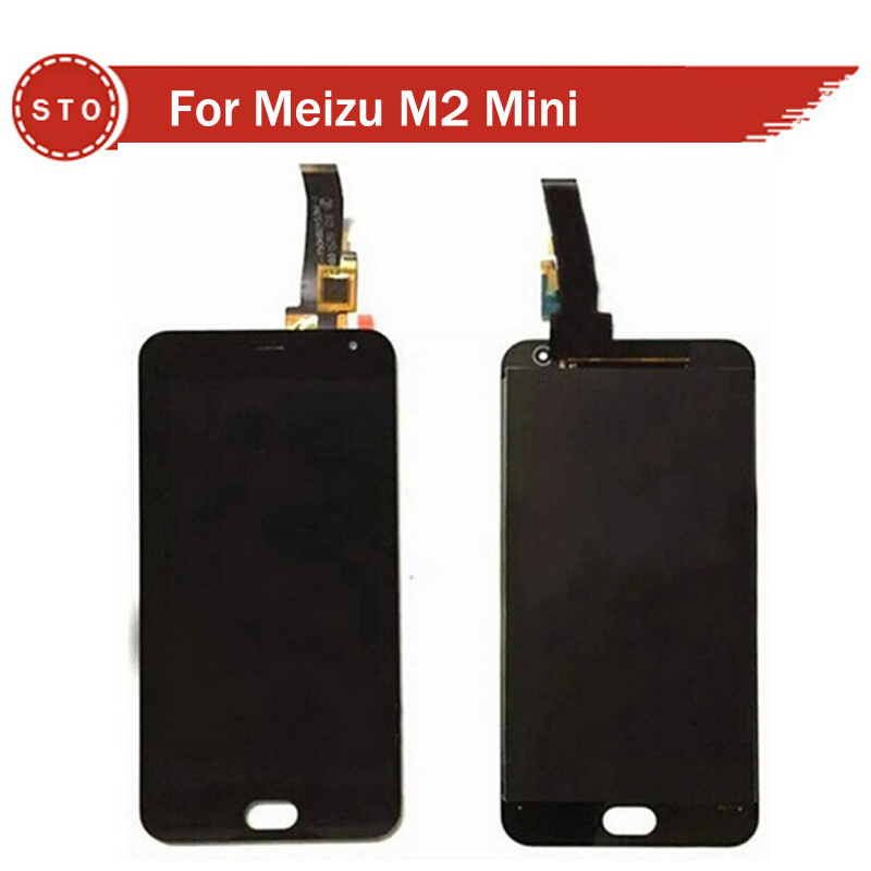 Original For Meizu M2 Mini LCD Display With font b Touch b font font b Screen
