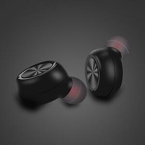 Image 3 - Kebidu Auricolari Bluetooth Senza Fili Mini Auricolare Invisibile Affari Auricolare A Cancellazione di Rumore Auricolari Con Il Mic Per Il Telefono Android