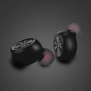 Image 3 - Kebidu auriculares inalámbricos por Bluetooth, Mini auriculares invisibles, auriculares de negocios con cancelación de ruido y micrófono para teléfono Android