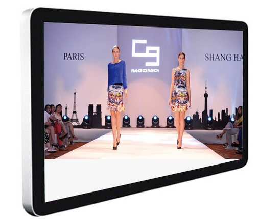 32, 42, 55, 65 Inch HD TFT Lcd LED TV Panel Smart Home Host All In One Pc Digital Signage Totem Touch Screen Kiosk Pc
